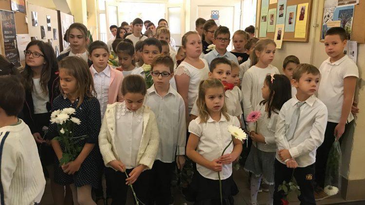88 éves a Rókusi Általános Iskola