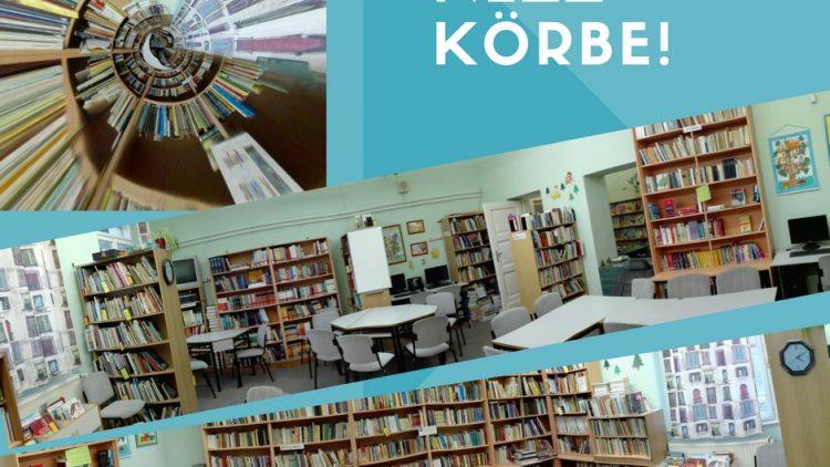Könyvtár-használati verseny iskolai forduló