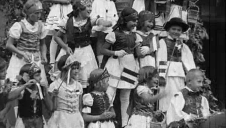 Első emlékek 1930-ból (mozgókép)