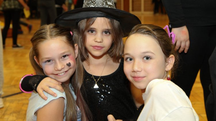 Halloween buli az idegen nyelvi csoportokkal
