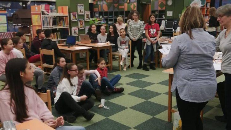 Csongrád  megyei könyvtárhasználati verseny