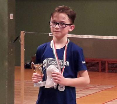 Az Országos Ifjúsági Tollaslabda versenyen elért eredmények