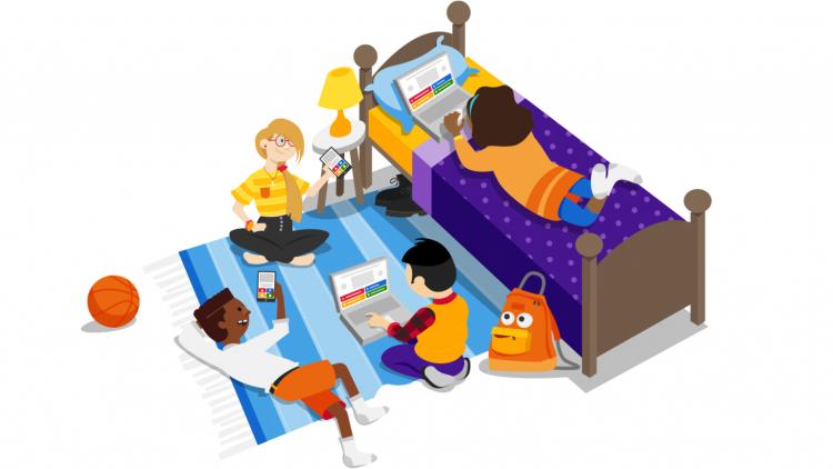 A tantermen kívüli digitális oktatásról szóló bejegyzéseink