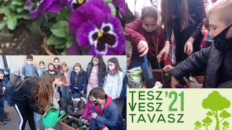 Tesz-Vesz Tavasz 2021
