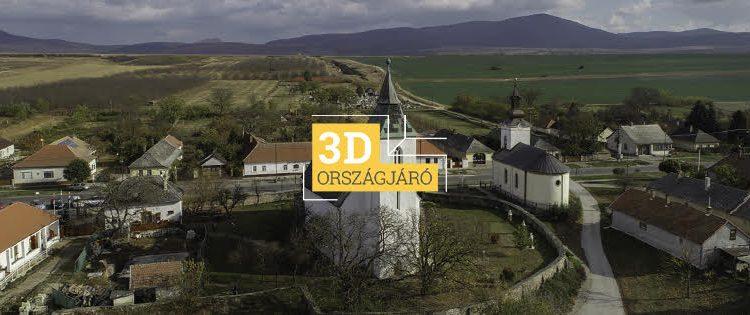 ORSZÁGJÁRÁS – otthonról 3D-ben