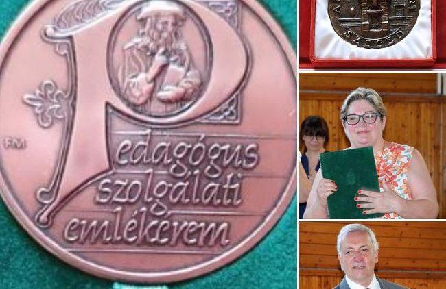 Pedagógus kitüntetések